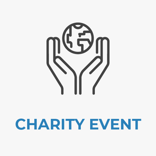 Charity Event-Icon